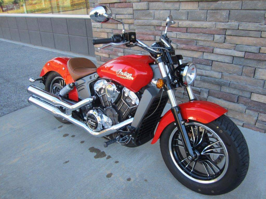 2016 Indian Scout™ in Lowell, North Carolina