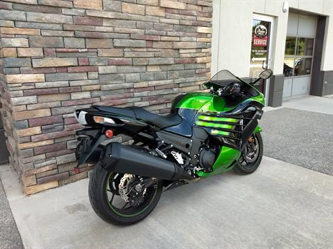 2016 Kawasaki Ninja ZX-14R ABS in Lowell, North Carolina
