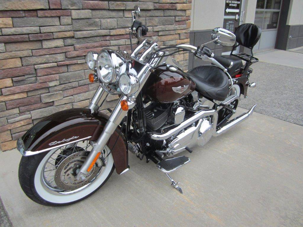 2011 Harley-Davidson Softail® Deluxe in Lowell, North Carolina