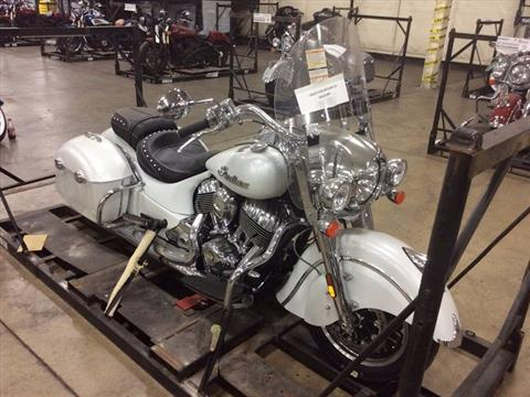 2017 Indian Chief Springfield - Factory Custom in Lowell, North Carolina