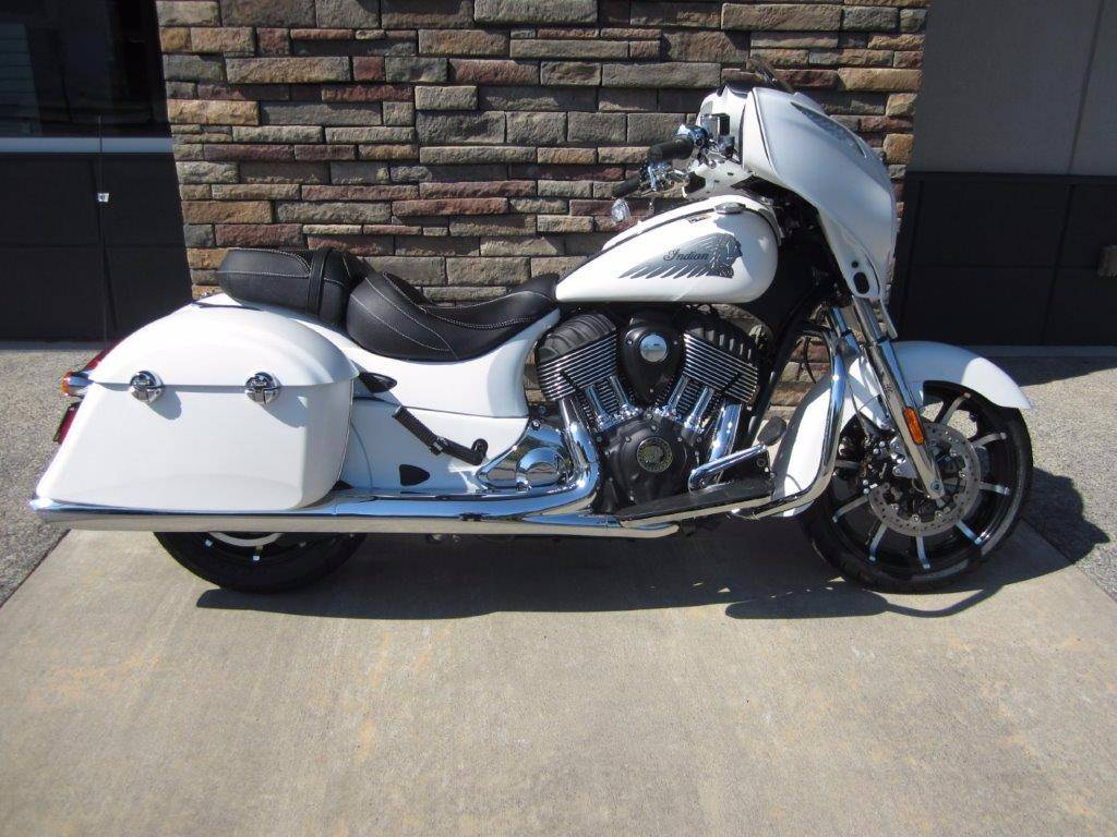 2018 Indian ChieftainR Limited ABS In Lowell North Carolina