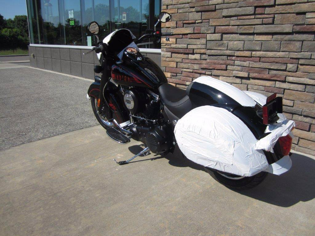 2011 Indian Chief Blackhawk Dark in Lowell, North Carolina
