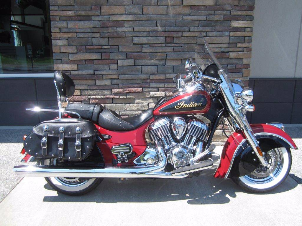 2015 Indian Chief® Classic in Lowell, North Carolina