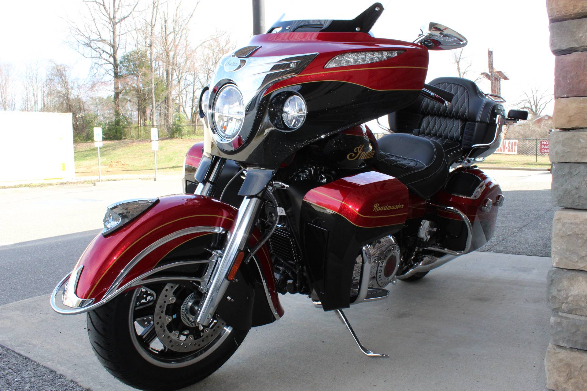 2019 Indian Roadmaster® Elite ABS in Lowell, North Carolina