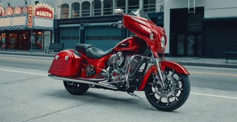 2017 Indian Chieftain Elite in Lowell, North Carolina