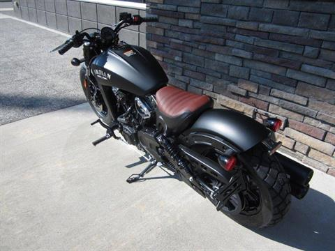 2019 Indian Scout® Bobber ABS in Lowell, North Carolina