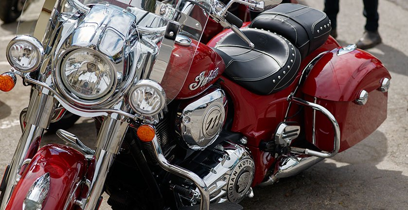 2016 Indian Springfield™ in Lowell, North Carolina