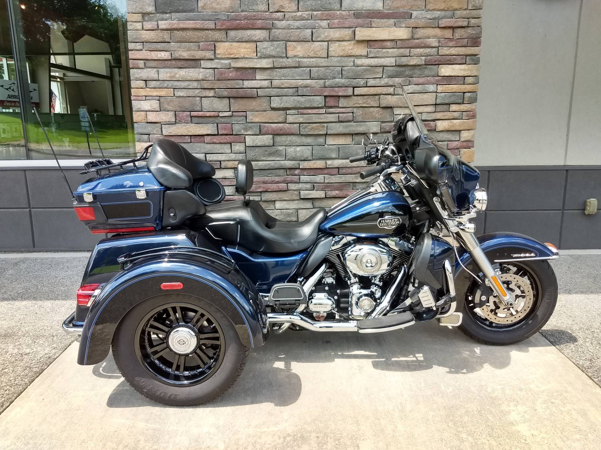 2012 Harley-Davidson Tri Glide® Ultra Classic® in Lowell, North Carolina