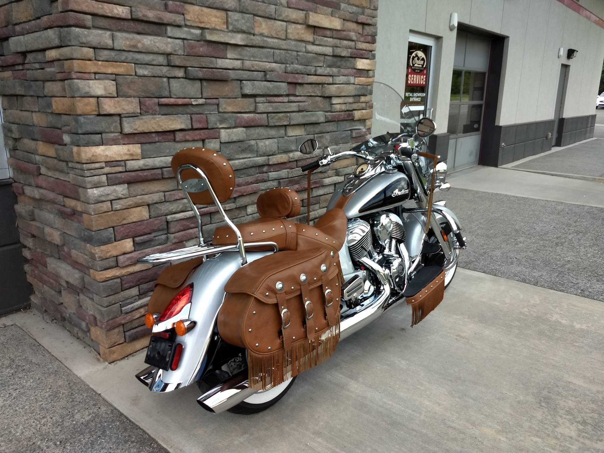 2016 Indian Chief® Vintage in Lowell, North Carolina