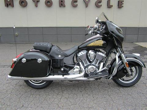 2019 Indian Chieftain® Classic ABS in Lowell, North Carolina