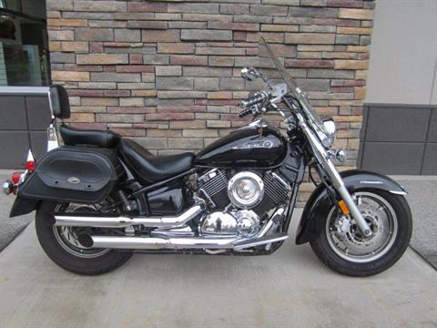 2008 Yamaha V Star 1100 in Lowell, North Carolina