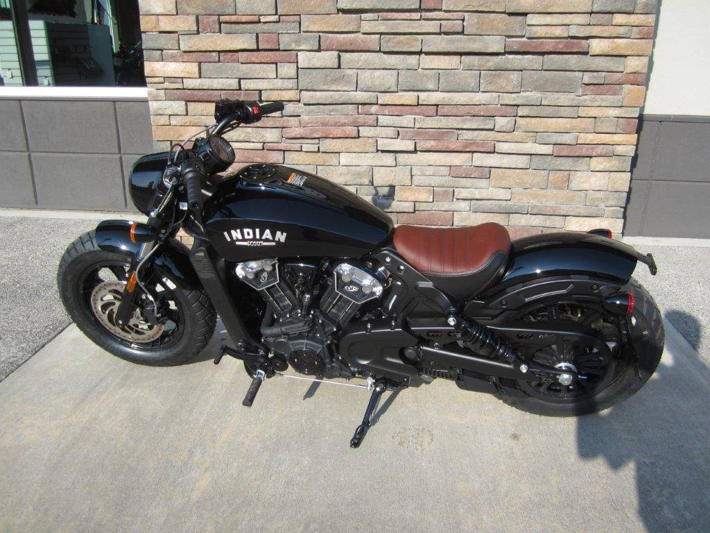 2019 Indian Scout® Bobber in Lowell, North Carolina
