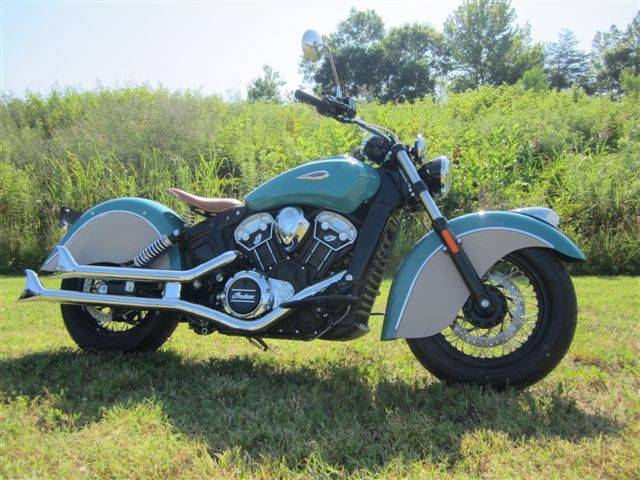 2018 Indian Scout Fusion Custom In Lowell North Carolina