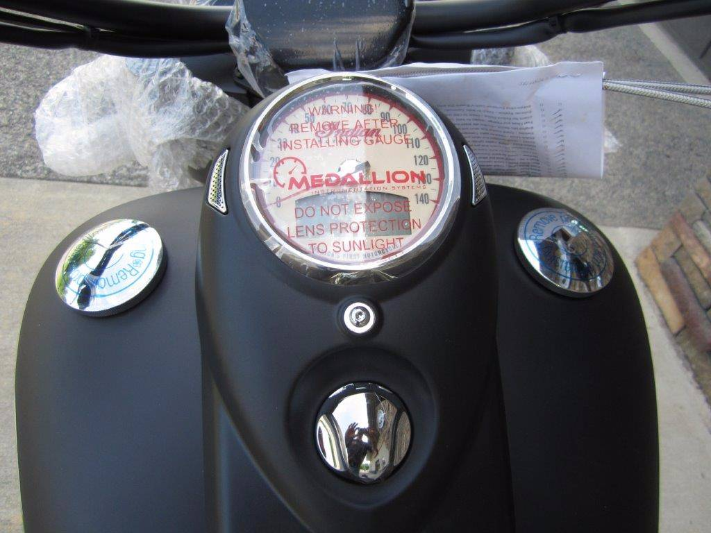 2010 Indian Chief Dark Horse in Lowell, North Carolina