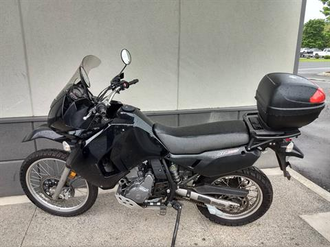 2009 Kawasaki KLR™650 in Lowell, North Carolina