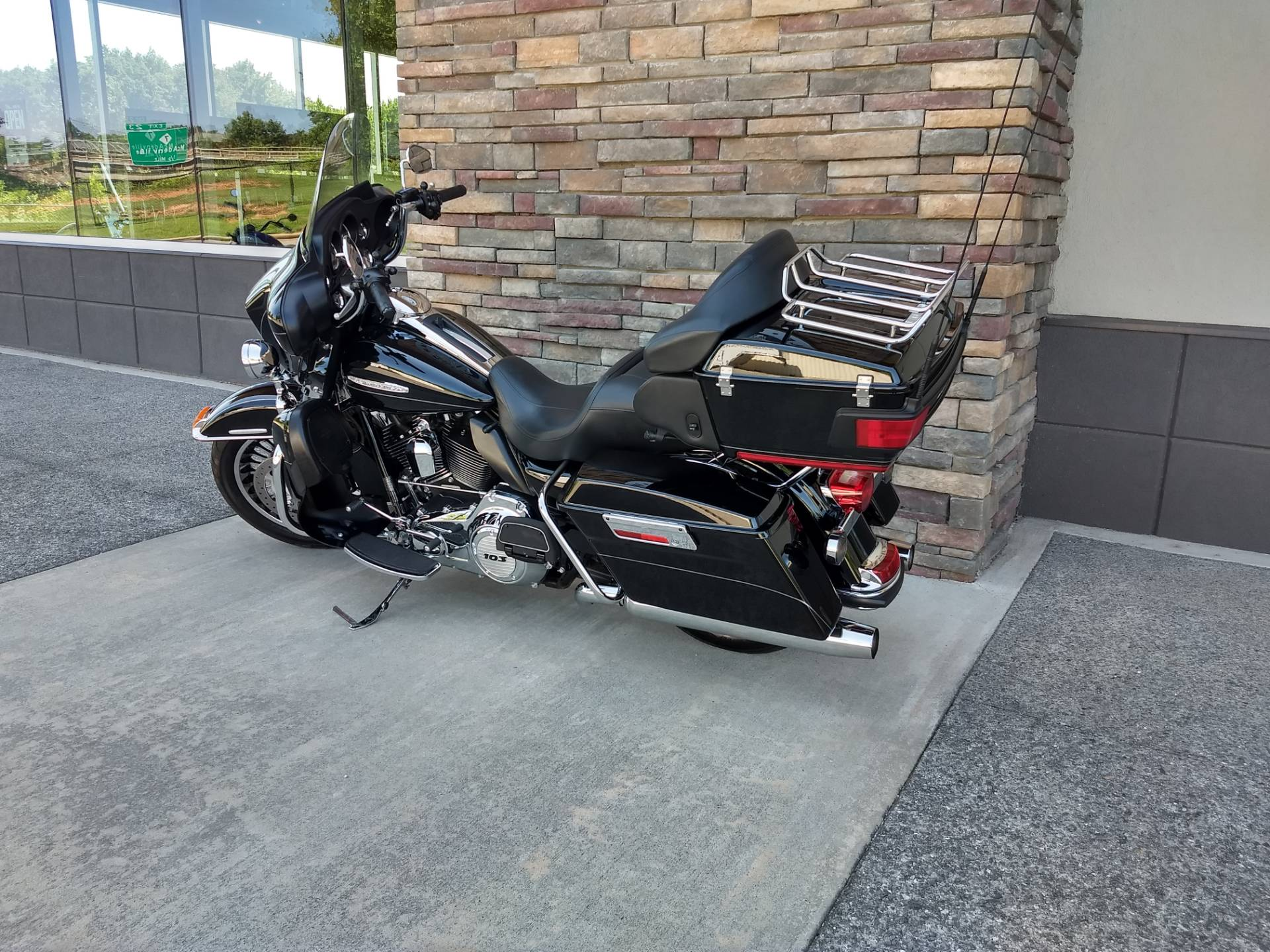 2013 Harley-Davidson Ultra Classic® Electra Glide® in Lowell, North Carolina