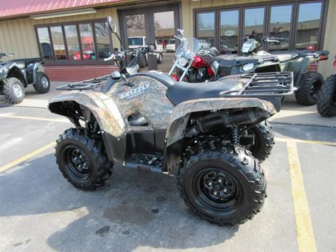 2009 Yamaha Grizzly 700 FI Auto. 4x4 EPS Ducks Unlimited Edition in Fremont, Nebraska