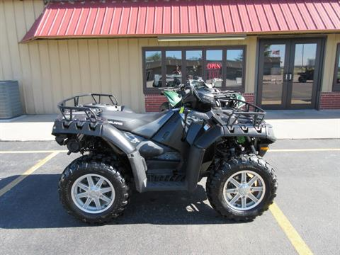 2010 Polaris Sportsman® 850 XP EPS in Fremont, Nebraska