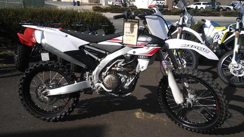 2017 Yamaha YZ450F in Victorville, California