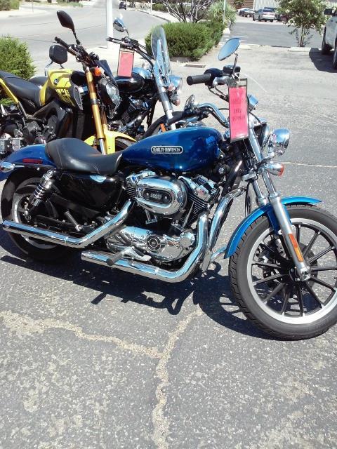 2009 Harley-Davidson Sportster® 1200 Low in Victorville, California