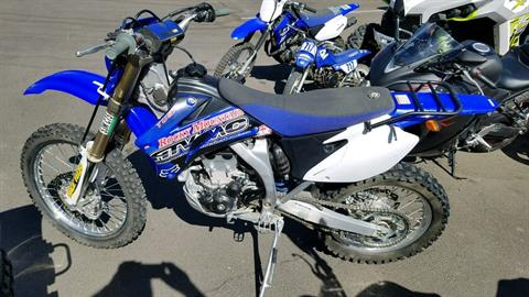 2011 Yamaha WR450F in Victorville, California