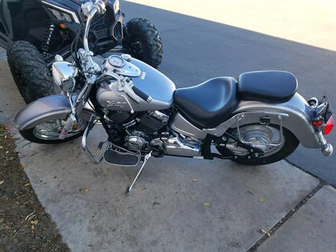 2009 Yamaha V Star 650 Classic in Victorville, California
