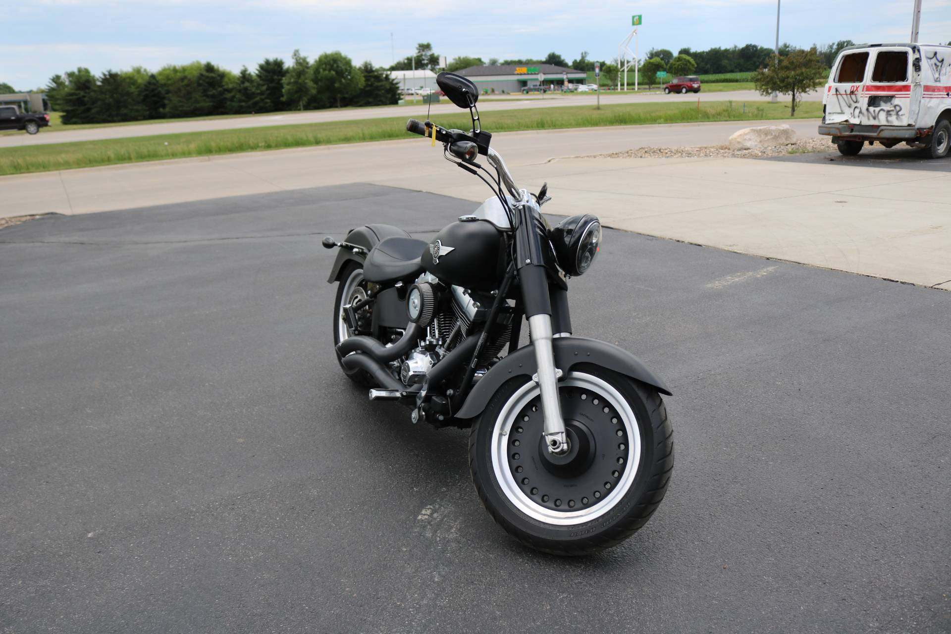 2012 Harley-Davidson Softail® Fat Boy® Lo in Carroll, Iowa - Photo 7