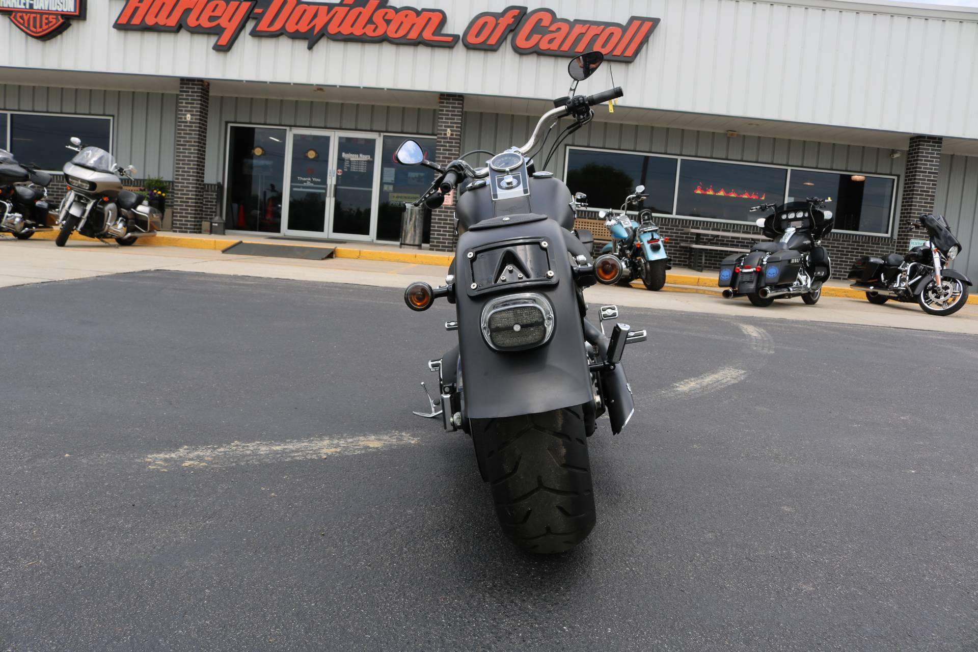 2012 Harley-Davidson Softail® Fat Boy® Lo in Carroll, Iowa - Photo 15