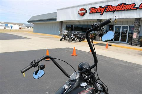 2009 Harley-Davidson Softail® Cross Bones™ in Carroll, Iowa - Photo 12