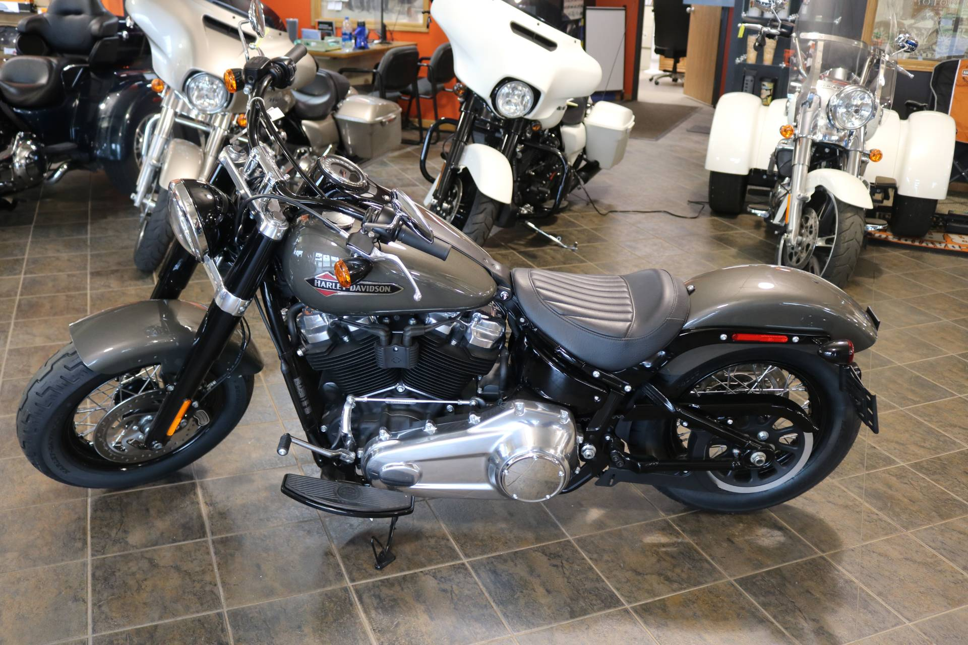 2019 Harley-Davidson Softail Slim® in Carroll, Iowa - Photo 1