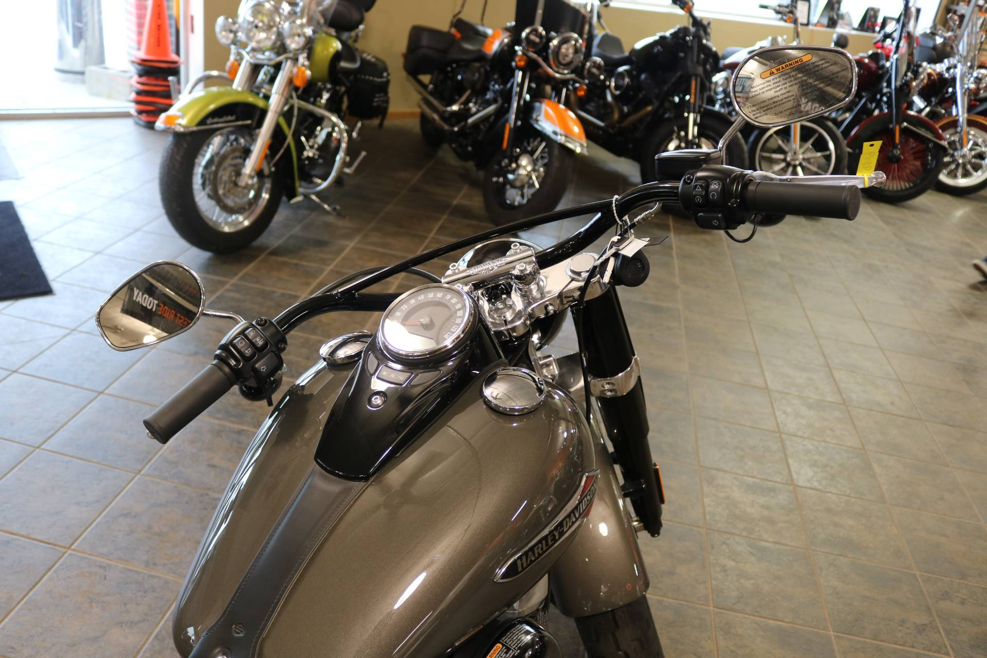 2019 Harley-Davidson Softail Slim® in Carroll, Iowa - Photo 12