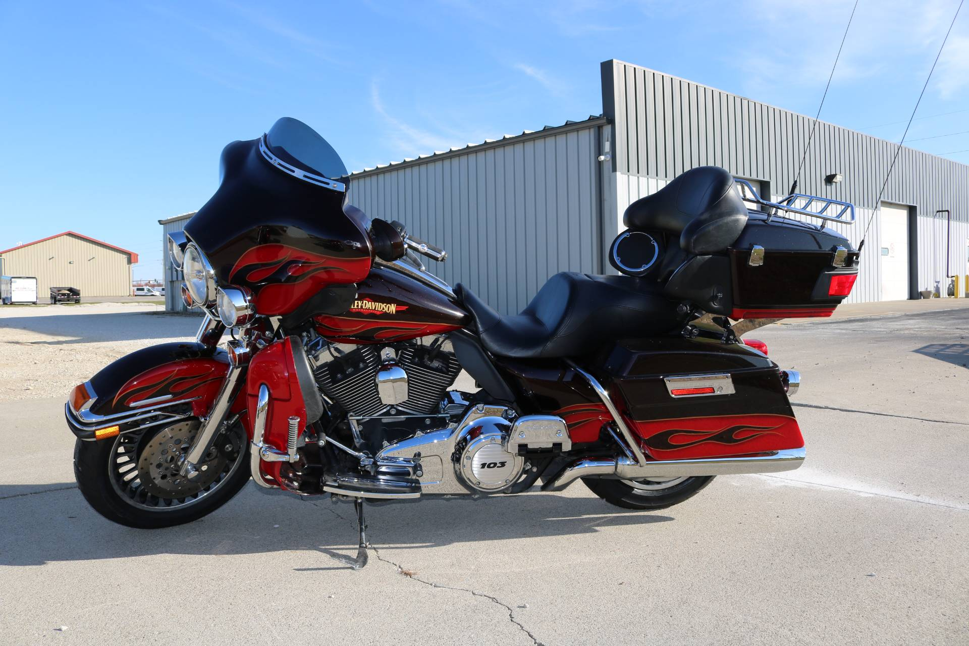 2010 Harley-Davidson Electra Glide® Ultra Limited in Carroll, Iowa - Photo 1