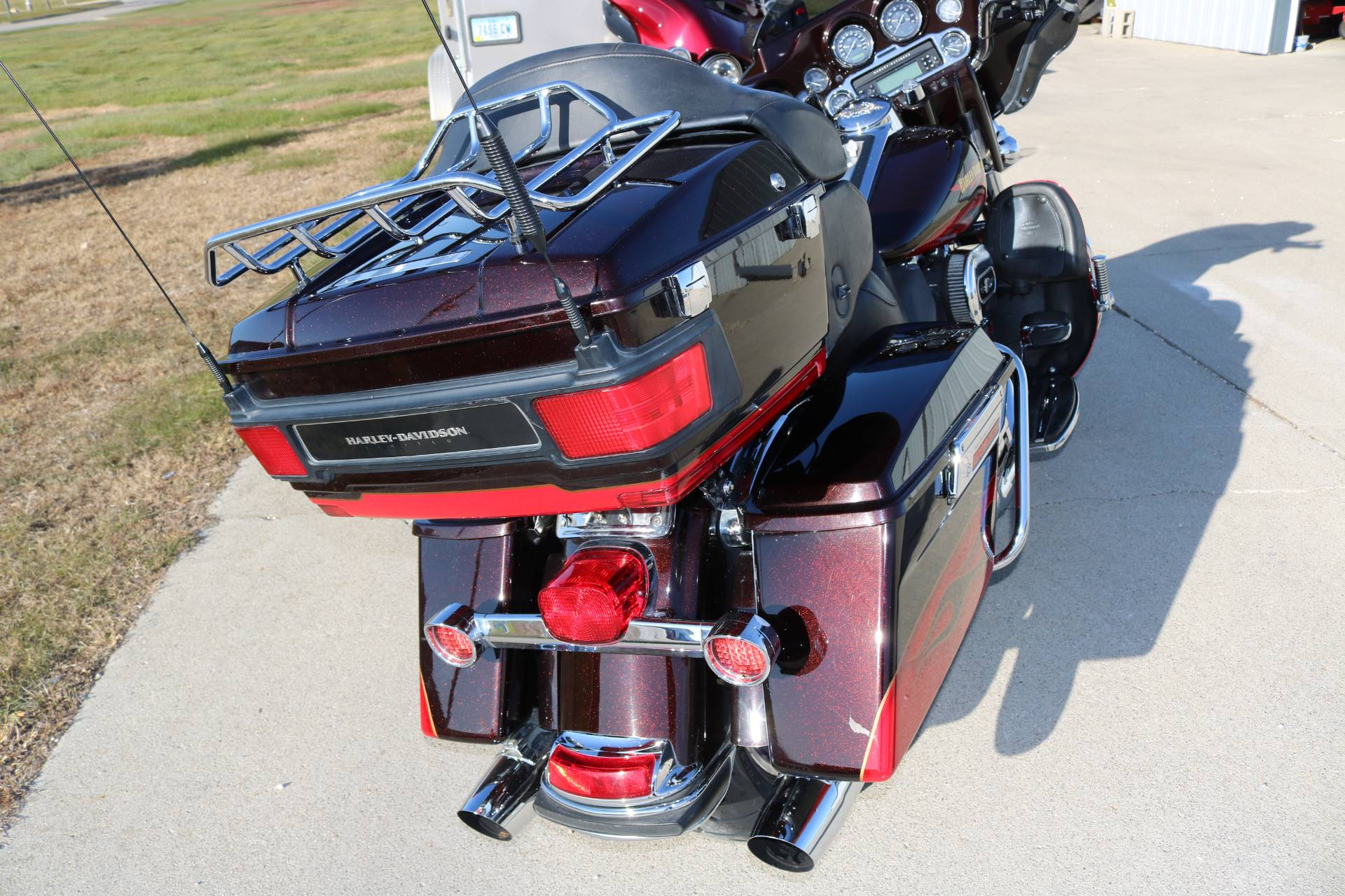 2010 Harley-Davidson Electra Glide® Ultra Limited in Carroll, Iowa - Photo 9