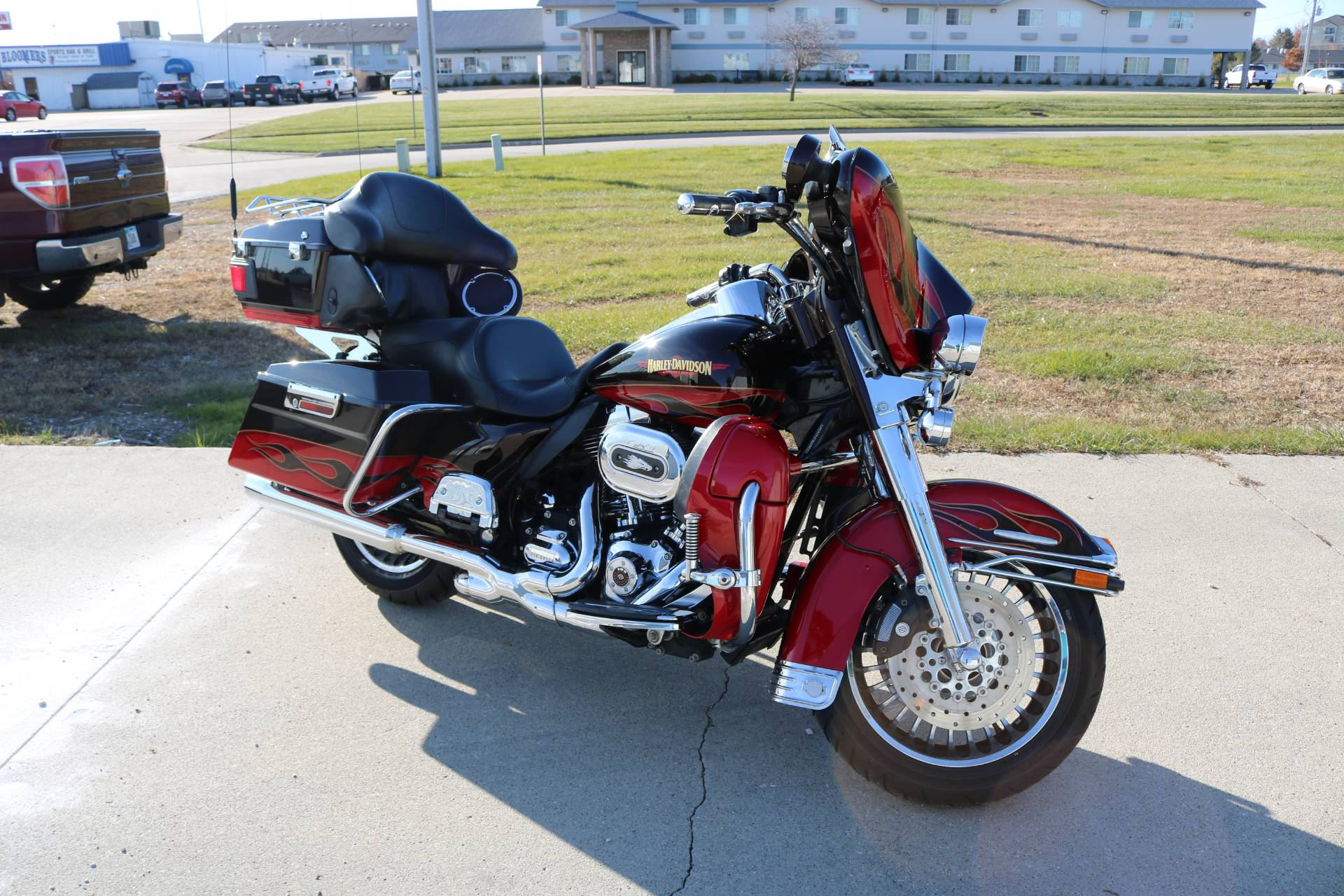 2010 Harley-Davidson Electra Glide® Ultra Limited in Carroll, Iowa - Photo 15