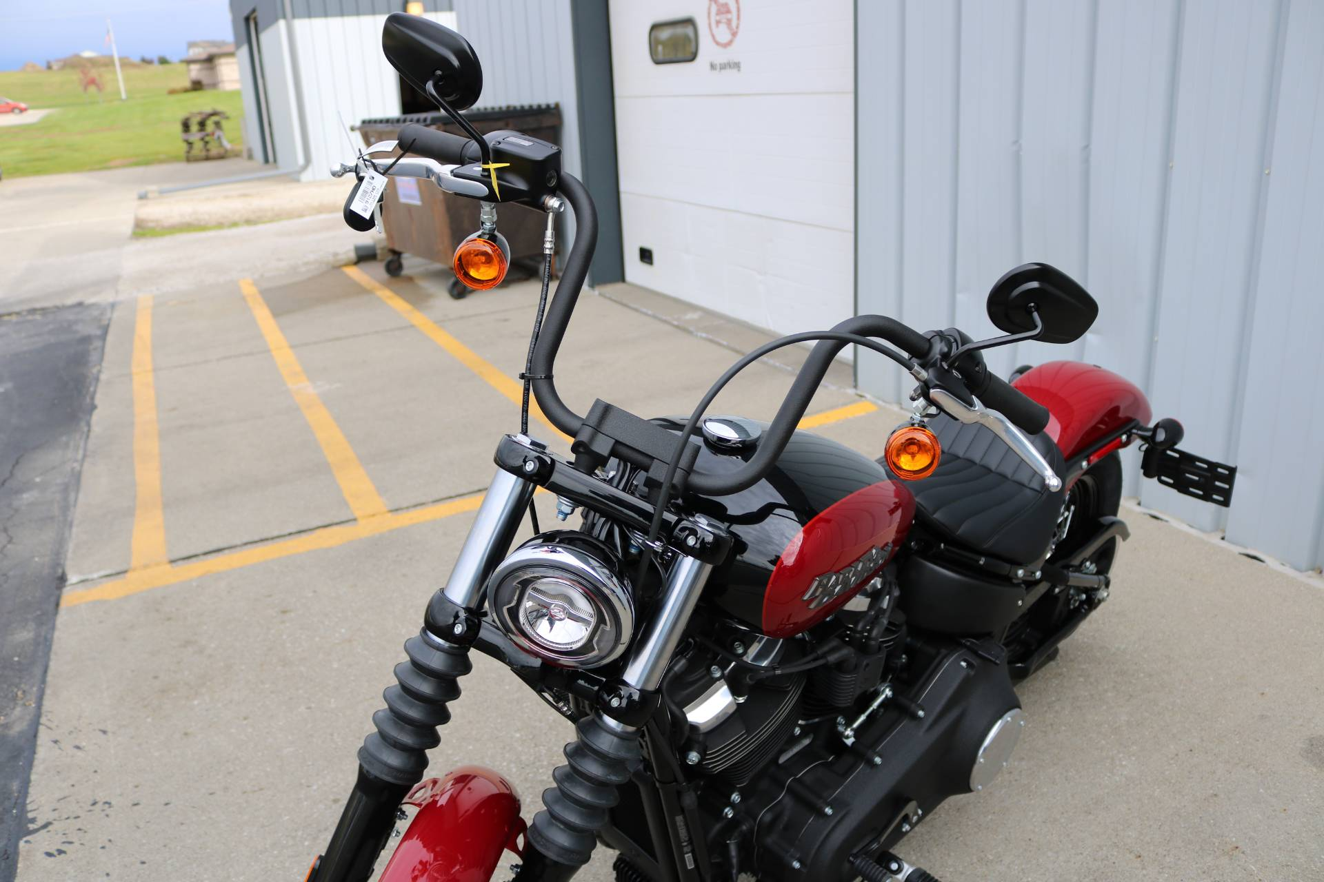 2020 Harley-Davidson Street Bob® in Carroll, Iowa - Photo 4