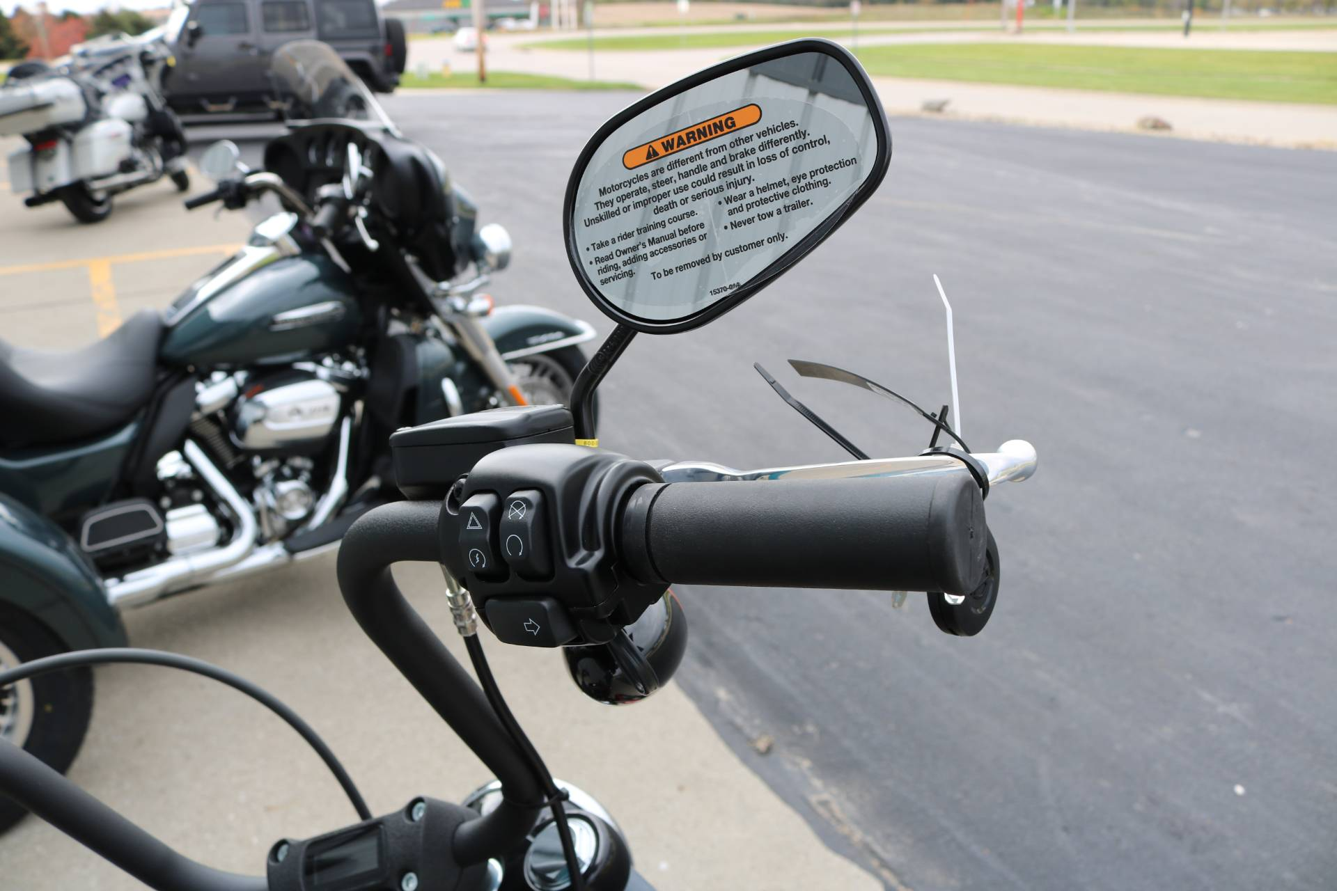 2020 Harley-Davidson Street Bob® in Carroll, Iowa - Photo 12