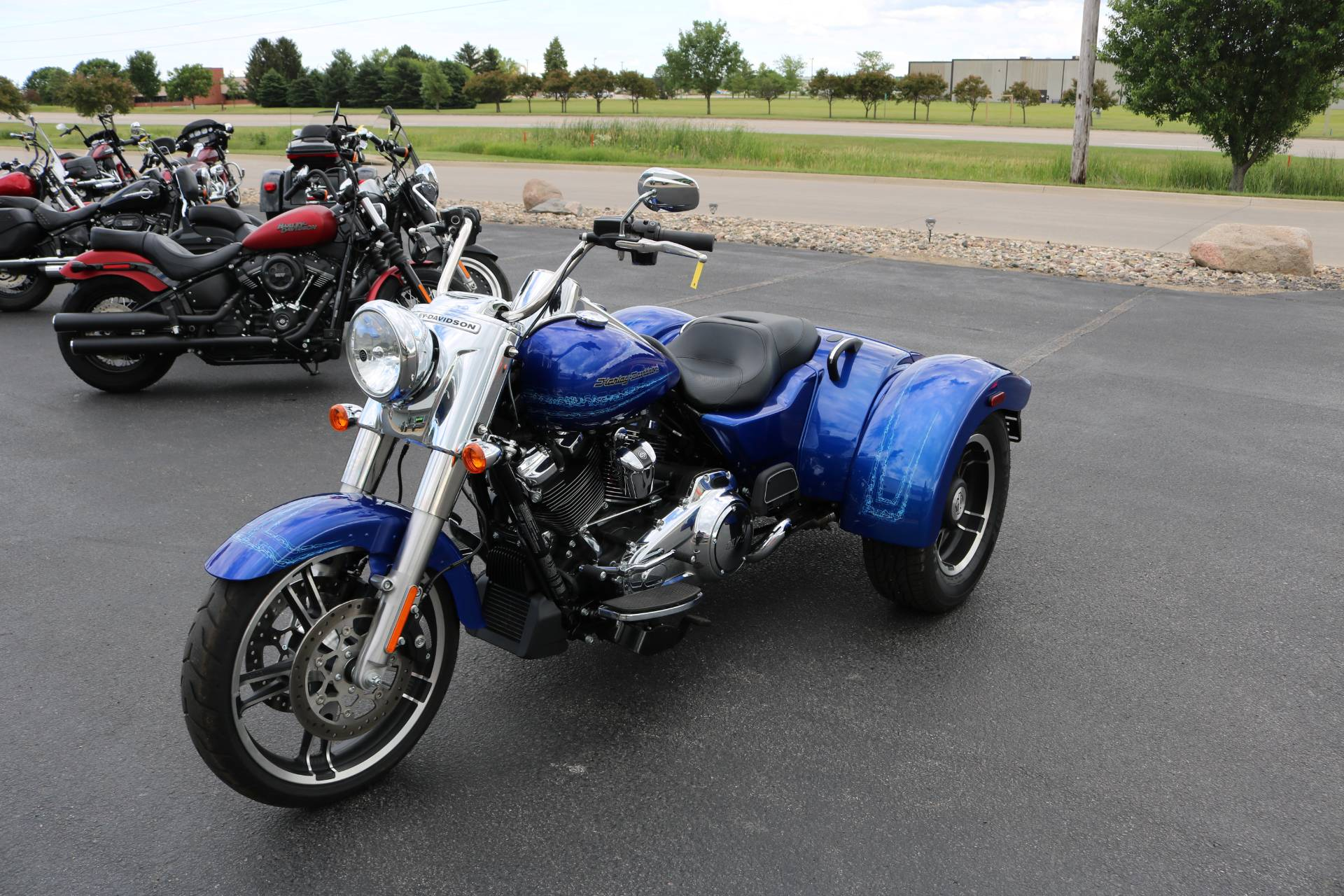 2019 Harley-Davidson Freewheeler® in Carroll, Iowa - Photo 4