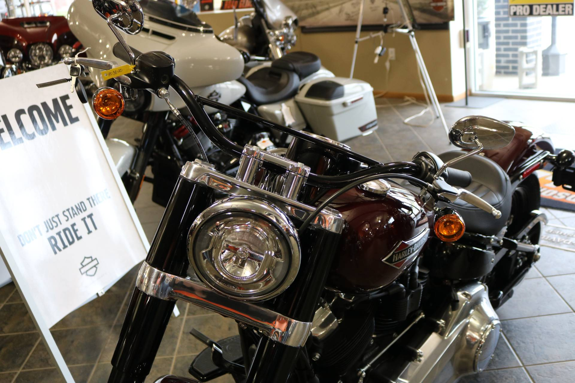 2020 Harley-Davidson Softail Slim® in Carroll, Iowa - Photo 4