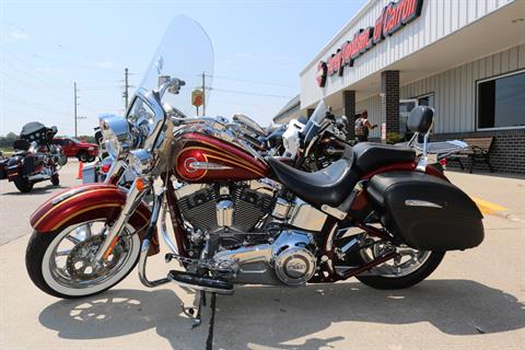 2014 Harley-Davidson CVO™ Softail® Deluxe in Carroll, Iowa - Photo 1