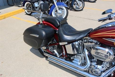 2014 Harley-Davidson CVO™ Softail® Deluxe in Carroll, Iowa - Photo 8