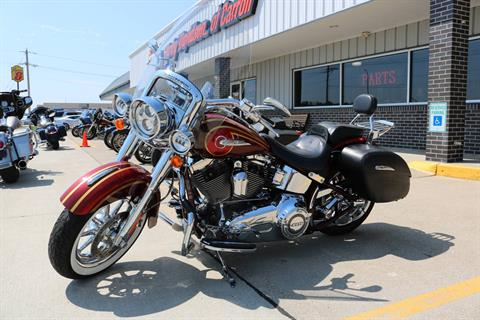 2014 Harley-Davidson CVO™ Softail® Deluxe in Carroll, Iowa - Photo 15