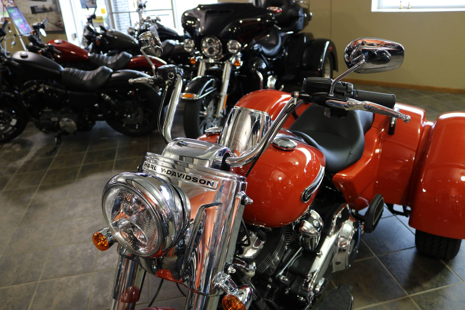 2020 Harley-Davidson Freewheeler® in Carroll, Iowa - Photo 4