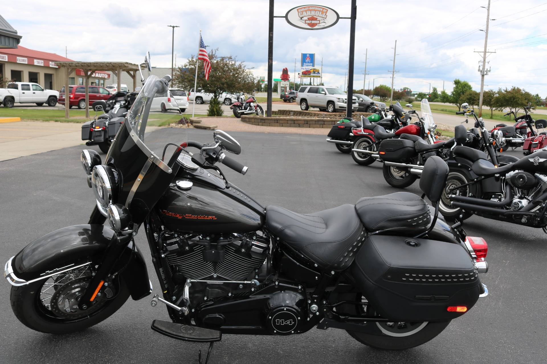 2019 Harley-Davidson Heritage Classic 114 in Carroll, Iowa - Photo 1