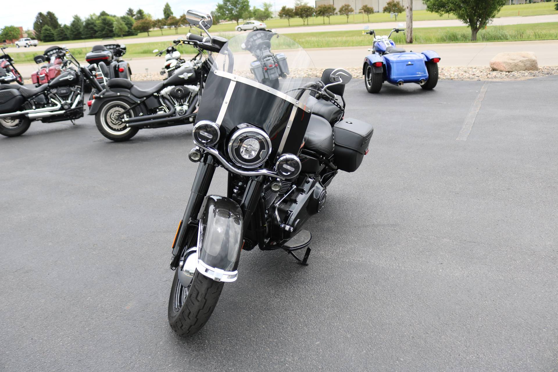 2019 Harley-Davidson Heritage Classic 114 in Carroll, Iowa - Photo 4