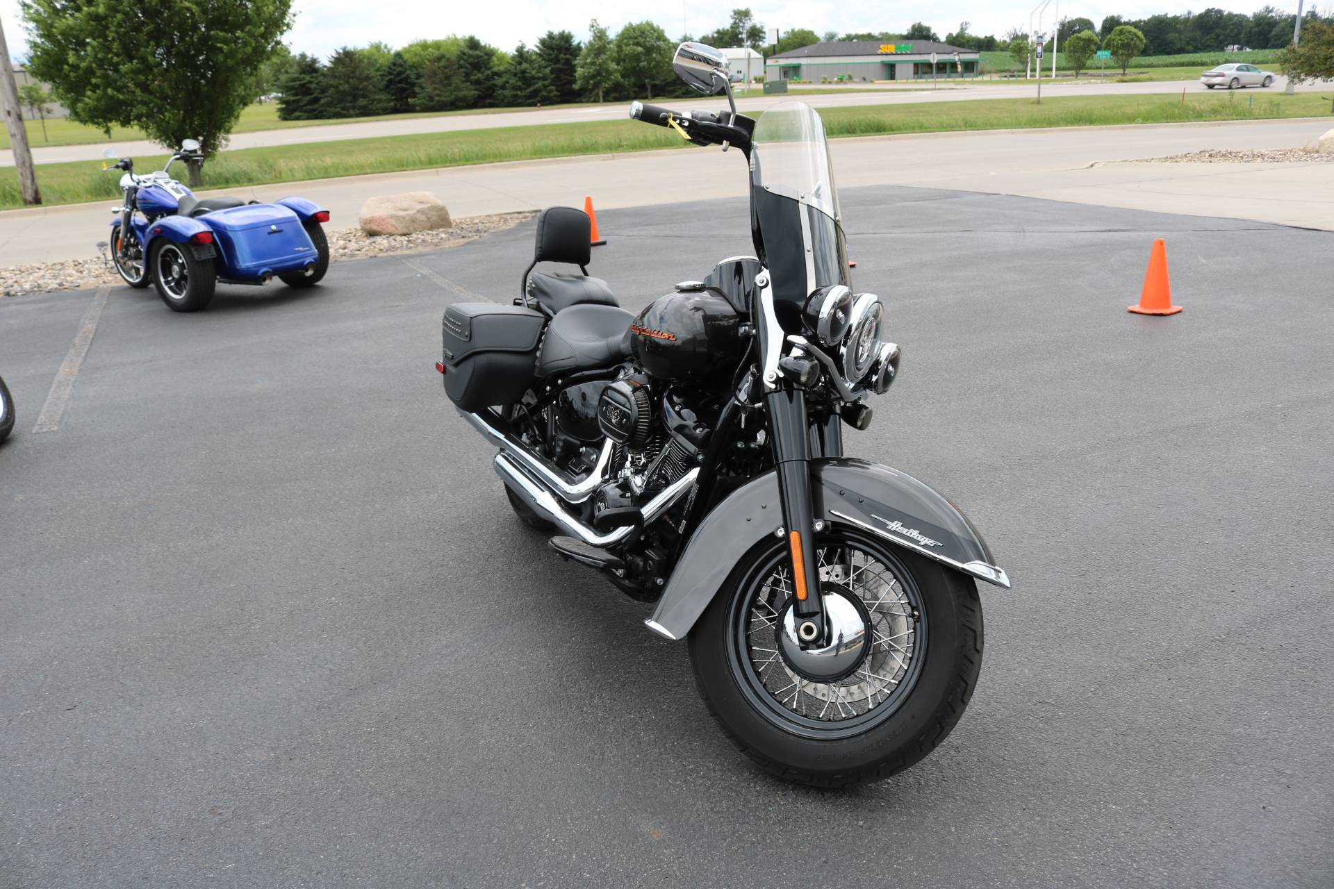 2019 Harley-Davidson Heritage Classic 114 in Carroll, Iowa - Photo 7