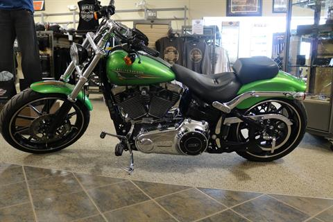 2015 Harley-Davidson Breakout® in Carroll, Iowa - Photo 1