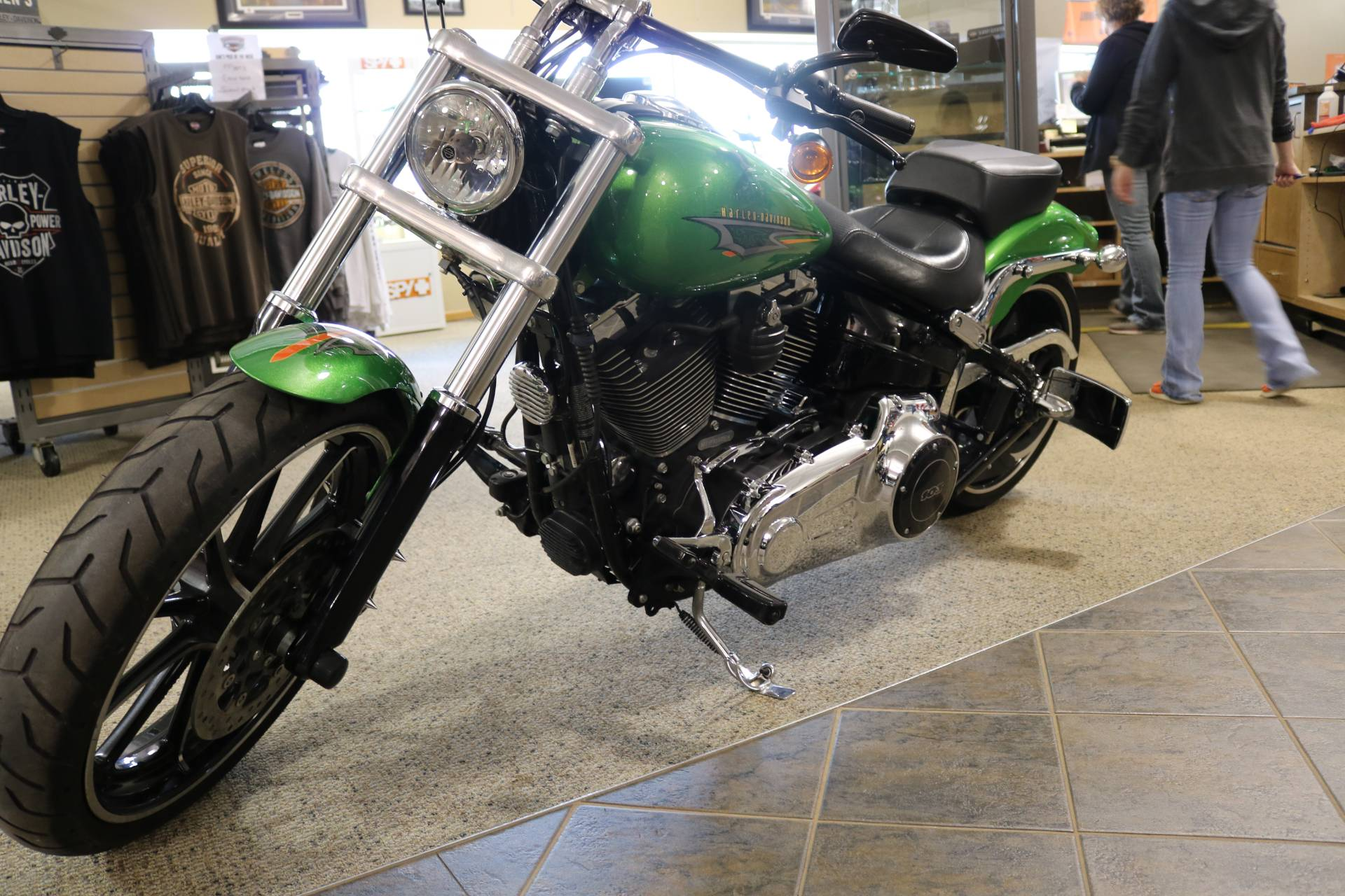 2015 Harley-Davidson Breakout® in Carroll, Iowa - Photo 4