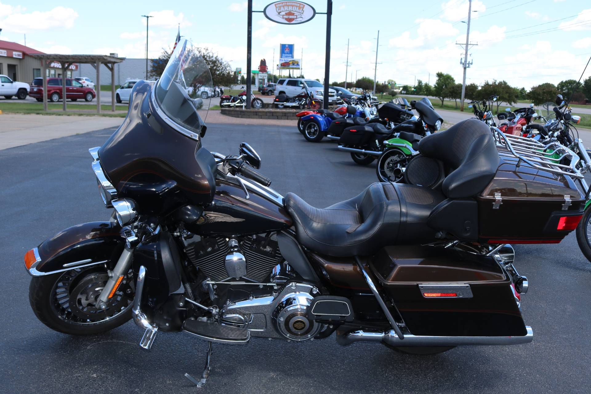 2013 Harley-Davidson Electra Glide® Ultra Limited 110th Anniversary Edition in Carroll, Iowa - Photo 1