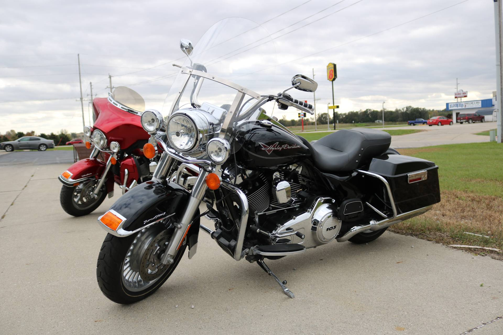 2012 Harley-Davidson Road King® in Carroll, Iowa - Photo 16