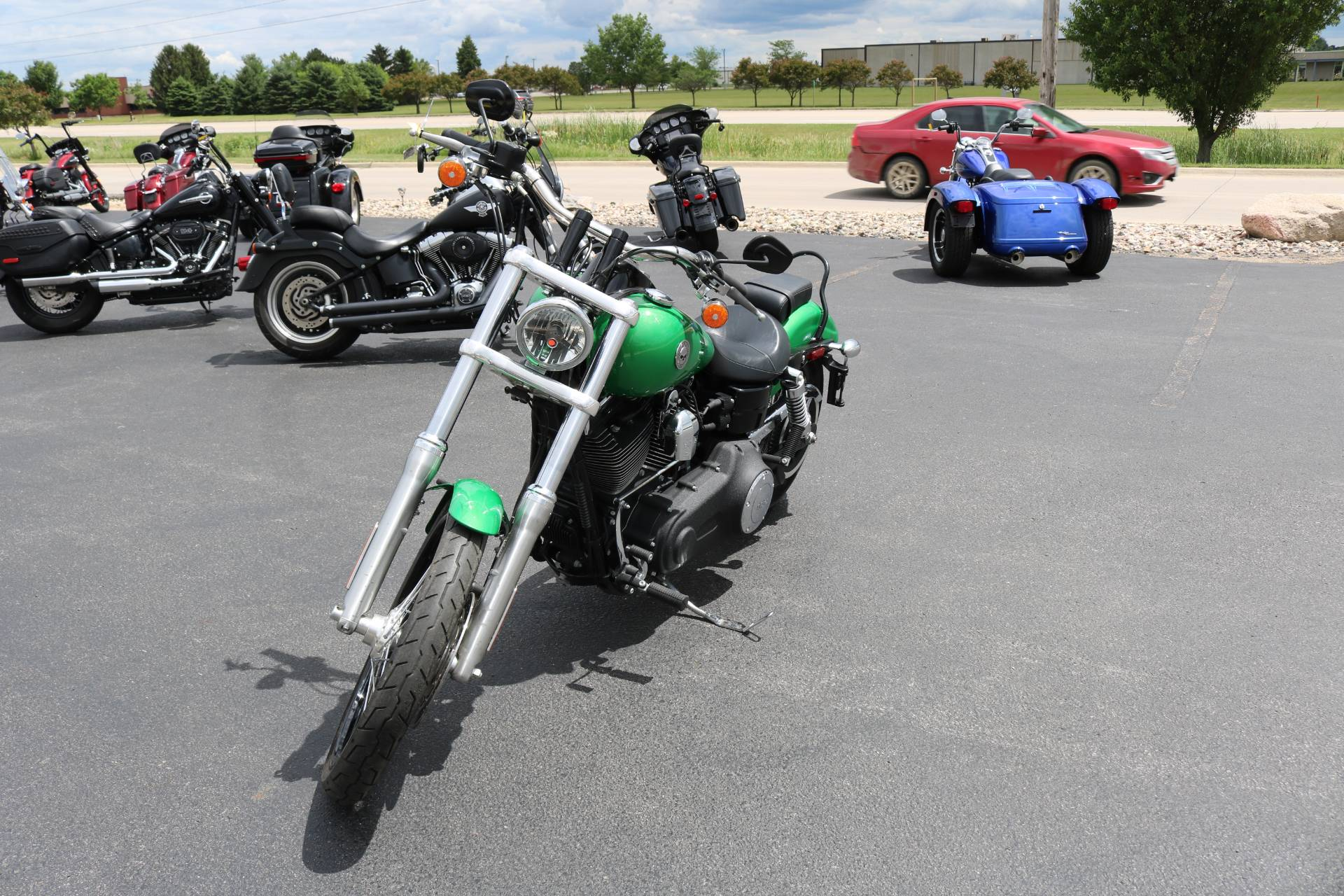 2015 Harley-Davidson Wide Glide® in Carroll, Iowa - Photo 4